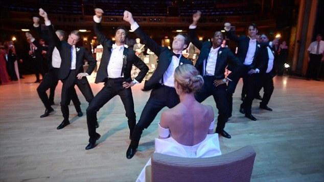 best wedding dance ever