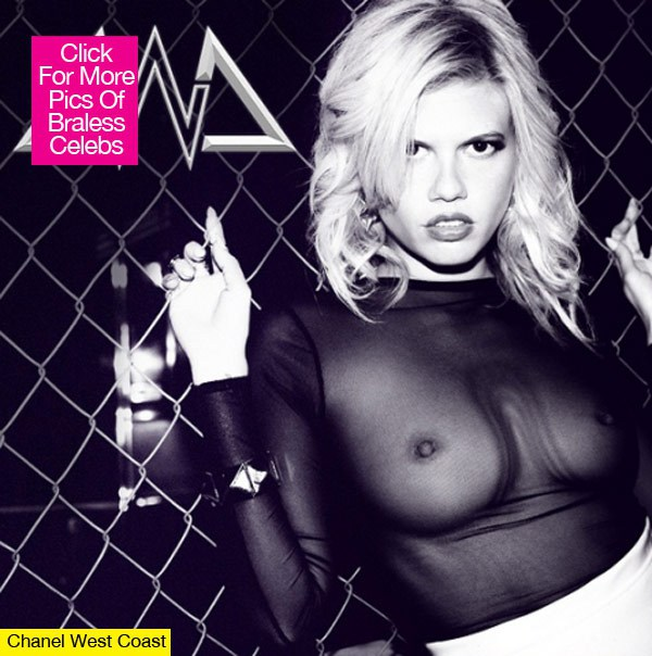 Nude chanel west coast as